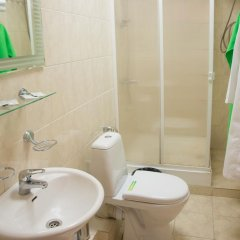 Гостиница Электрон ванная фото 2