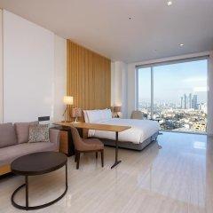 Hotel ENTRA Gangnam 4* Люкс с различными типами кроватей