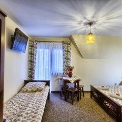 Отель Apartamenty i Pokoje w Willi na Ubocy Номер Делюкс фото 4