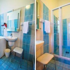 Апартаменты Modern Cozy Apartment by Ruterra ванная