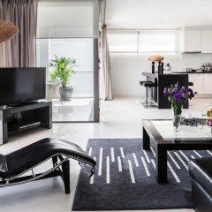 BYD Lofts Boutique Hotel & Serviced Apartments by X2 4* Люкс повышенной комфортности с различными типами кроватей фото 4