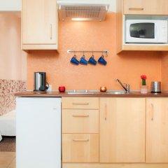 Отель Apartamenty Dobranoc - ul. Storczykowa Апартаменты с различными типами кроватей фото 10