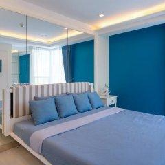 Отель Rocco Huahin Condominium Люкс с различными типами кроватей фото 25