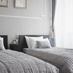 Отель Almandine Чехия, Прага - отзывы, цены и фото номеров - забронировать отель Almandine онлайн комната для гостей фото 4