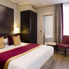 Hotel Le Chaplain Rive Gauche 4* Стандартный номер с двуспальной кроватью фото 4