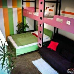 Hostel Budapest Center Стандартный номер с различными типами кроватей фото 17