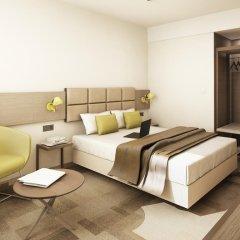 Q Hotel Plus Katowice 4* Стандартный номер с различными типами кроватей фото 2