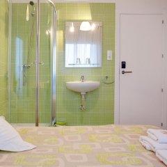 Отель Hostal Besaya Стандартный номер с двуспальной кроватью (общая ванная комната) фото 2