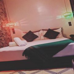Отель Maison Aicha Марокко, Марракеш - отзывы, цены и фото номеров - забронировать отель Maison Aicha онлайн комната для гостей фото 2