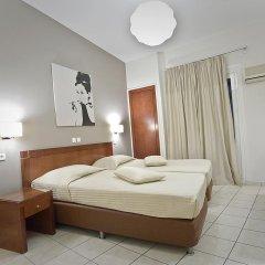 Epidavros Hotel 2* Стандартный номер с разными типами кроватей фото 7