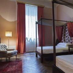 Отель Palazzo Di Camugliano 5* Стандартный номер с различными типами кроватей фото 10