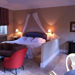 Отель Valdepalacios 5* Стандартный номер с различными типами кроватей фото 11