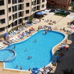 Отель Apartament TSO Bułgaria Sunny Beach Солнечный берег бассейн