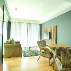 Отель Rocco Huahin Condominium Апартаменты с различными типами кроватей фото 9