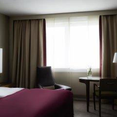 Отель Pullman Cologne 4* Улучшенный номер с различными типами кроватей фото 4
