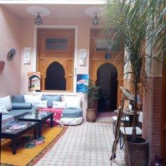 Отель Riad Jenan Adam Марокко, Марракеш - отзывы, цены и фото номеров - забронировать отель Riad Jenan Adam онлайн интерьер отеля
