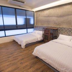 Отель Glur Bangkok Стандартный номер разные типы кроватей фото 26