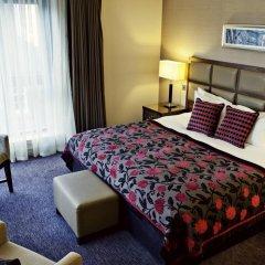 Отель Intercontinental Edinburgh the George 5* Улучшенный номер с различными типами кроватей фото 5