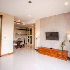 Отель Q Conzept Апартаменты с 2 отдельными кроватями фото 5