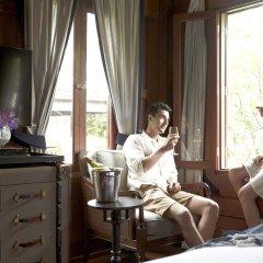 Отель Burasari Heritage Luang Prabang 4* Номер Делюкс с двуспальной кроватью фото 14