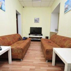 Vega Hostel Кровать в общем номере с двухъярусной кроватью фото 6