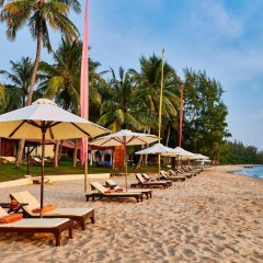 Отель Chen Sea Resort & Spa 4* Вилла с различными типами кроватей фото 6