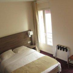 Hotel La Perle Montparnasse 2* Номер Комфорт с различными типами кроватей фото 5