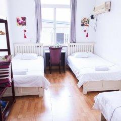 Chengdu Traffic Youth Hostel комната для гостей фото 2