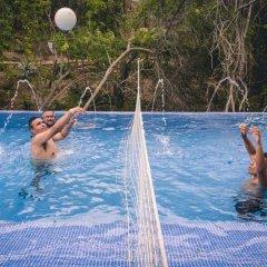Отель Isla Natura Beach Huatulco бассейн фото 3