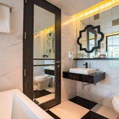 Отель Mera Mare Pattaya 4* Номер Делюкс с различными типами кроватей фото 8