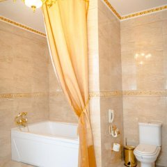 Hotel Petrovsky Prichal Luxury Hotel&SPA 5* Люкс разные типы кроватей фото 19