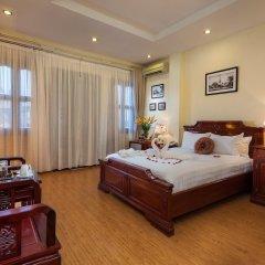 Hanoi Chic Hotel комната для гостей фото 6