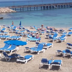Отель Villa Wade Кипр, Протарас - отзывы, цены и фото номеров - забронировать отель Villa Wade онлайн пляж