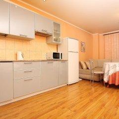 Апартаменты Альт Апартаменты (40 лет Победы 29-Б) Студия с разными типами кроватей фото 14
