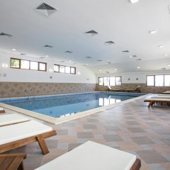 Hotel Coop Rozhen Чепеларе бассейн фото 2
