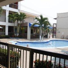 Apart Hotel Pico Bonito бассейн фото 2