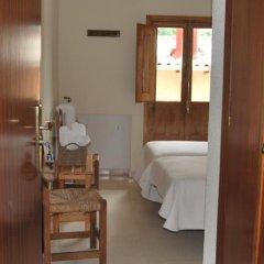 Отель Hostal el Campito сауна