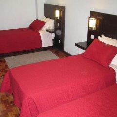 Отель Residencial Faria Guimarães Номер Эконом разные типы кроватей фото 11