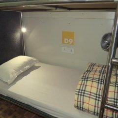 Отель Smyle Inn 2* Кровать в женском общем номере с двухъярусной кроватью фото 5