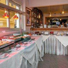 Отель Thalassies Nouveau питание