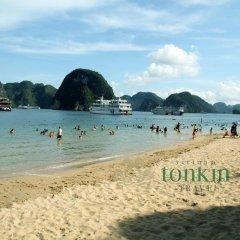 Отель Halong Legacy Legend Cruise пляж