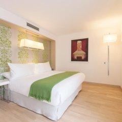 Отель Occidental Praha Five 4* Стандартный номер с различными типами кроватей фото 8
