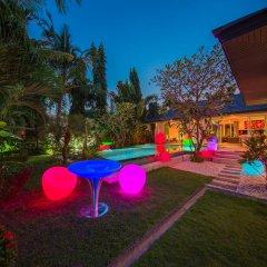 Отель Villas In Pattaya детские мероприятия фото 2