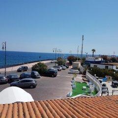 Hotel Ristorante Porto Azzurro Джардини Наксос парковка