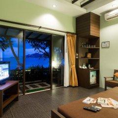 Отель Baan Chaweng Beach Resort & Spa 3* Люкс с видом на пляж с различными типами кроватей фото 14