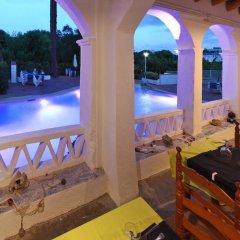 Отель Camping Globo Rojo спа