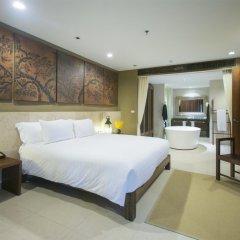 Отель Sunsuri Phuket 5* Улучшенный номер с двуспальной кроватью фото 7