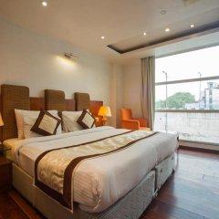 Отель Trimrooms Palm D'or 3* Номер Бизнес с двуспальной кроватью
