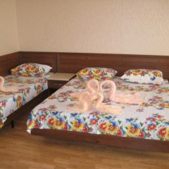 Гостиница Селини Стандартный номер разные типы кроватей