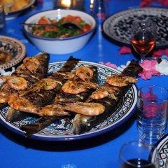 Отель Amphora Menzel Тунис, Мидун - отзывы, цены и фото номеров - забронировать отель Amphora Menzel онлайн питание фото 3